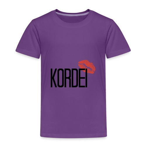 KORDEI - Toddler Premium T-Shirt