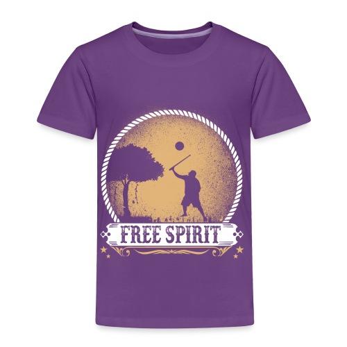 Free_spirit - Toddler Premium T-Shirt
