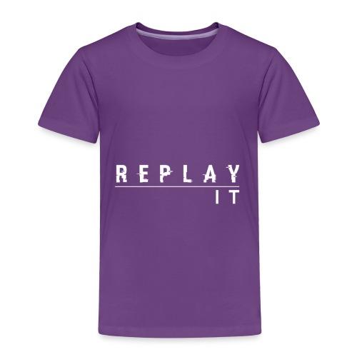 ReplayIt - Toddler Premium T-Shirt