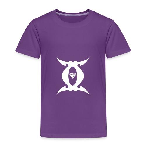 Gemini Jay White Logo - Toddler Premium T-Shirt