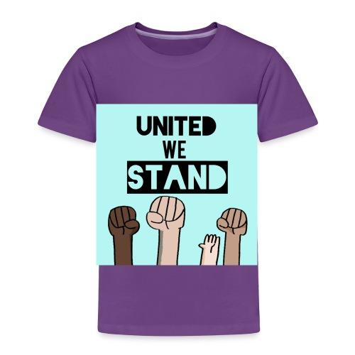 United we stand - Toddler Premium T-Shirt