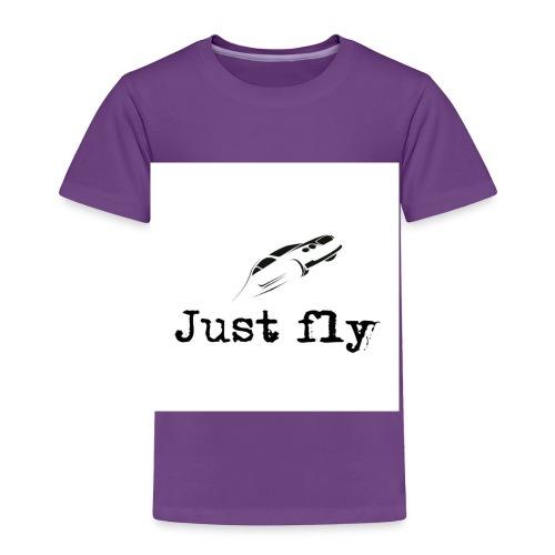 just fly - Toddler Premium T-Shirt