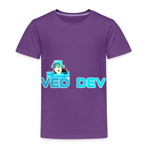 Official Ved Dev - Toddler Premium T-Shirt