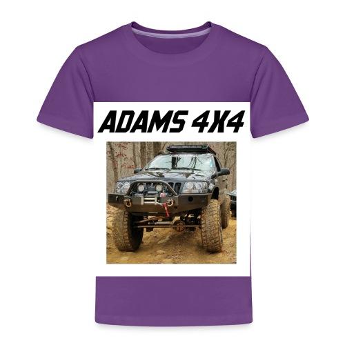 Adams4x4_Tshirt_1 - Toddler Premium T-Shirt