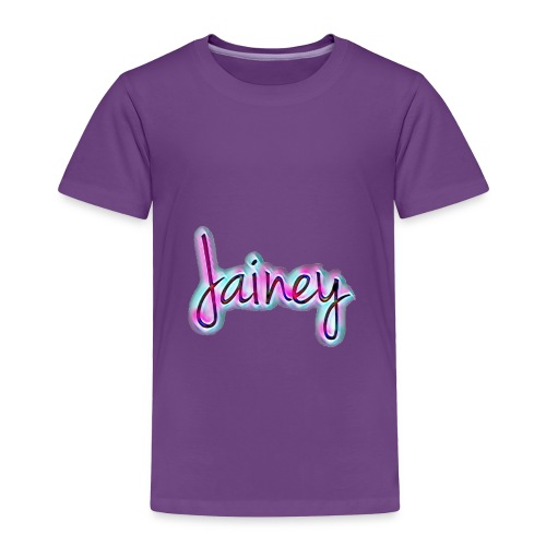 Jainey PNG - Toddler Premium T-Shirt