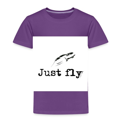 just fly - Toddler Premium T-Shirt