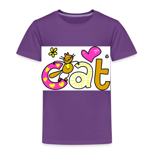 cat 1 - Toddler Premium T-Shirt