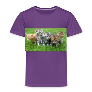 kittens - Toddler Premium T-Shirt