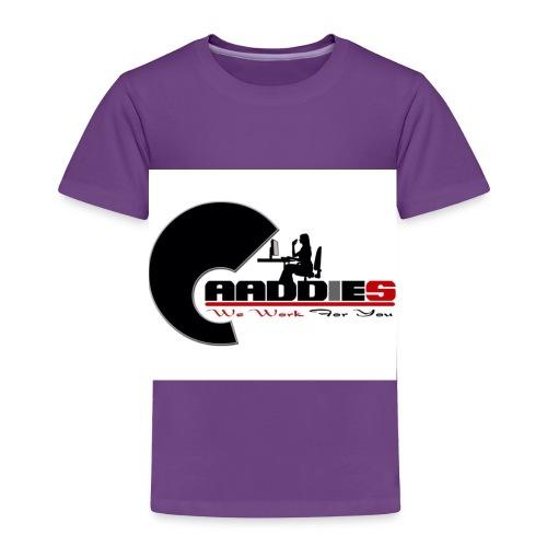 caaddies - Toddler Premium T-Shirt