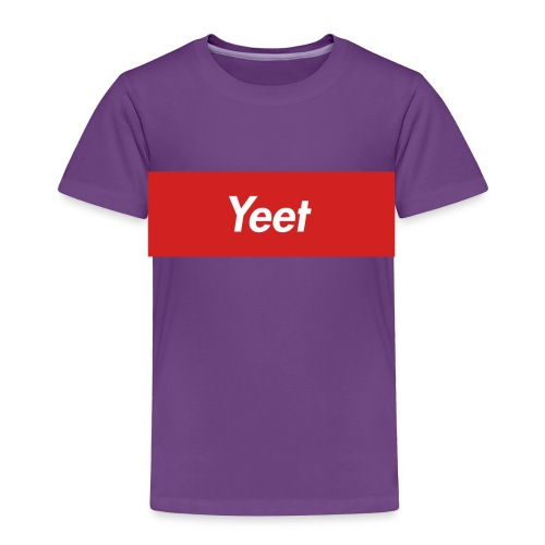 Yeet - Toddler Premium T-Shirt