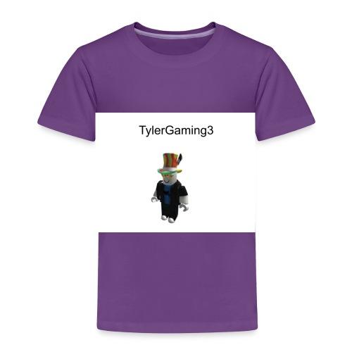 TylerGaming3 Roblox - Toddler Premium T-Shirt