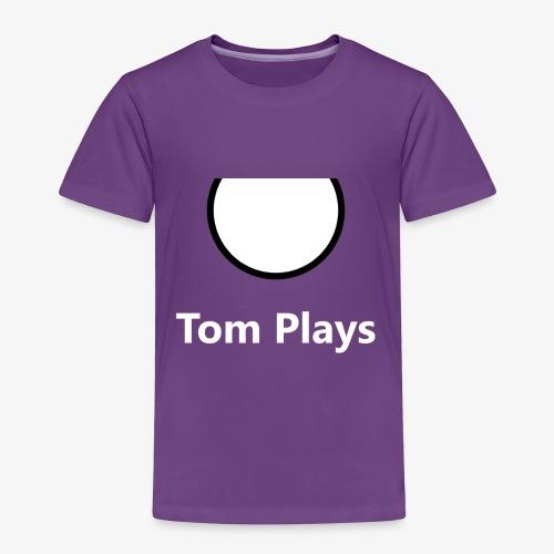 TomPlaysCircle - Toddler Premium T-Shirt