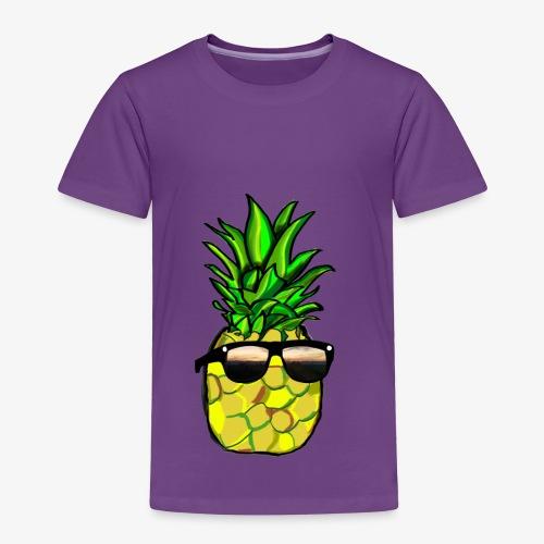 pineapple shirt - Toddler Premium T-Shirt