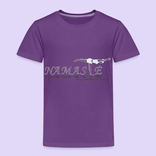 Balancing Stick Namaste-light - Toddler Premium T-Shirt