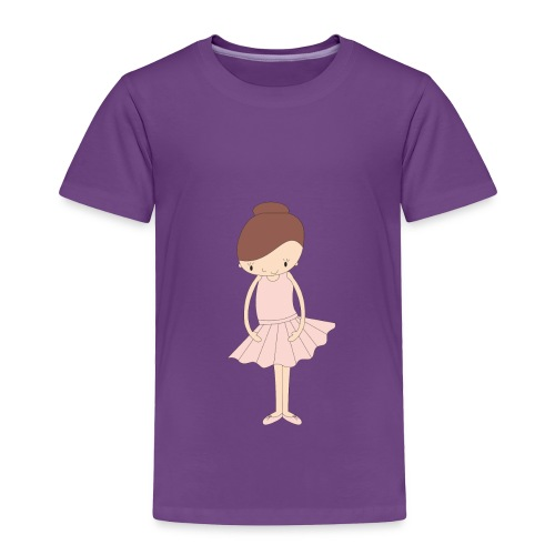 Isabella Ballerina - Toddler Premium T-Shirt