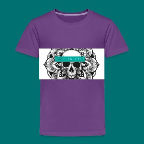 Lost in Fate Design #2 - Toddler Premium T-Shirt