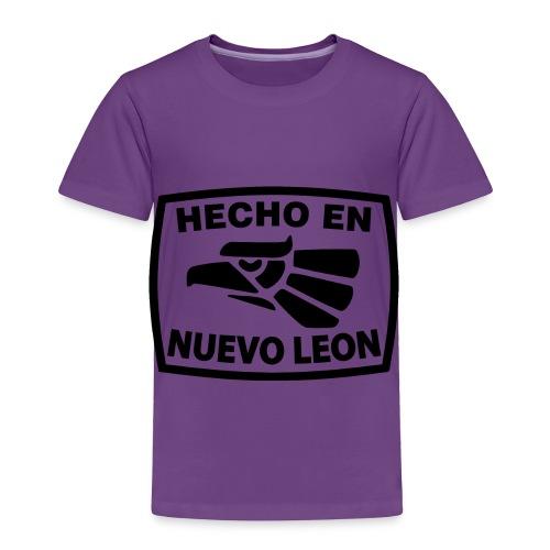 HECHO EN NUEVO LEON - Toddler Premium T-Shirt