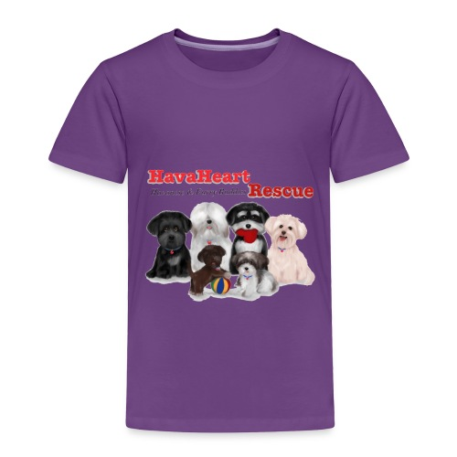 HavaHeart Rescue Gear - Toddler Premium T-Shirt