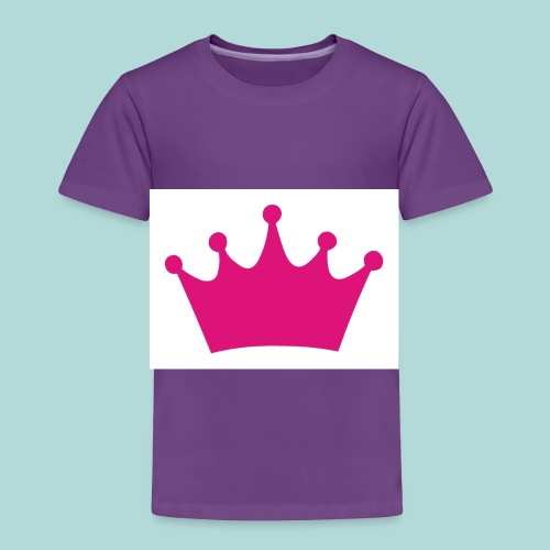 crown - Toddler Premium T-Shirt