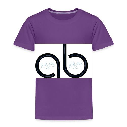 Ab signature merch - Toddler Premium T-Shirt