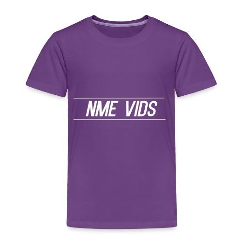 NME Vids - Toddler Premium T-Shirt