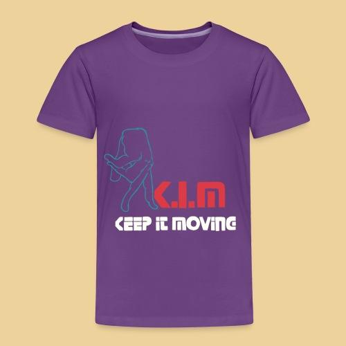 K I M offical - Toddler Premium T-Shirt