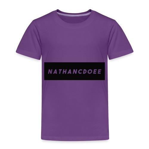 nathancdoee logo - Toddler Premium T-Shirt