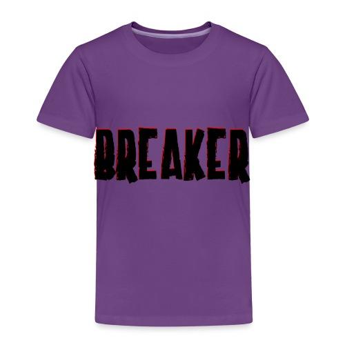 BreakLOGOupdate - Toddler Premium T-Shirt
