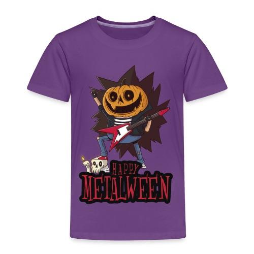 Happy Metalween - Toddler Premium T-Shirt
