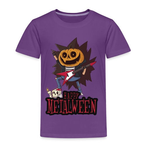 Happy Metalween - Toddler Premium T-Shirt