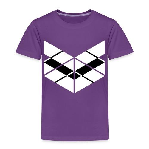 SaMPL and HoLD Plain Logo - Toddler Premium T-Shirt
