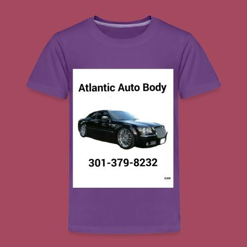 Atlantic - Toddler Premium T-Shirt