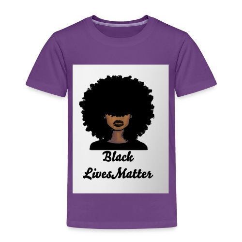 Black lives matter - Toddler Premium T-Shirt
