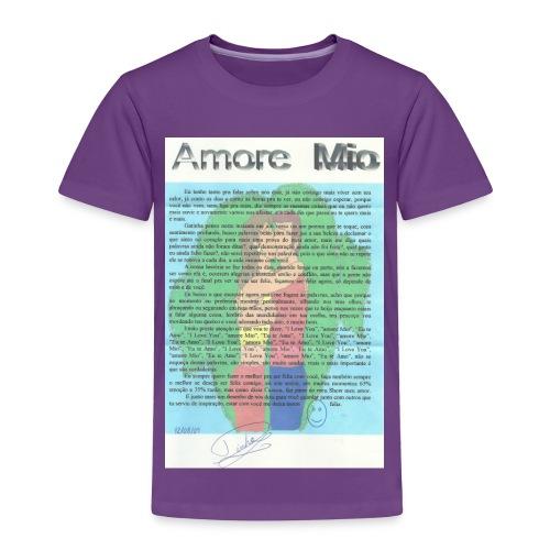 amor 003 - Toddler Premium T-Shirt