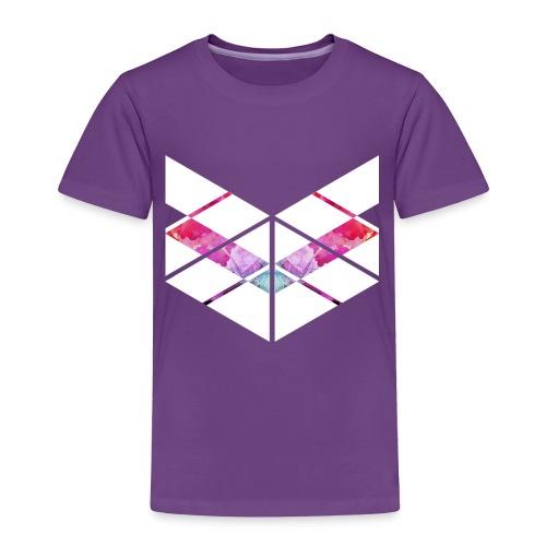 SaMPL and HoLD Watercolor Logo - Toddler Premium T-Shirt
