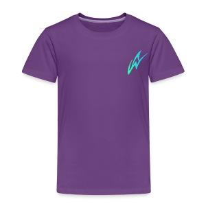 AW Studios Small Logo - Toddler Premium T-Shirt