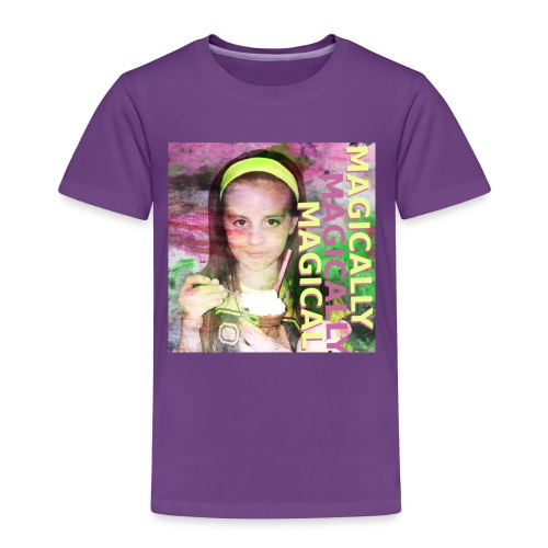 Digital Art - Toddler Premium T-Shirt