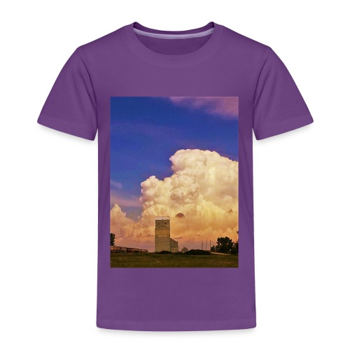 stormy elevator - Toddler Premium T-Shirt