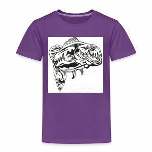 Bass T-shirt - Toddler Premium T-Shirt