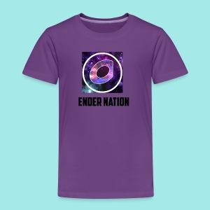 Ender Nation - Toddler Premium T-Shirt