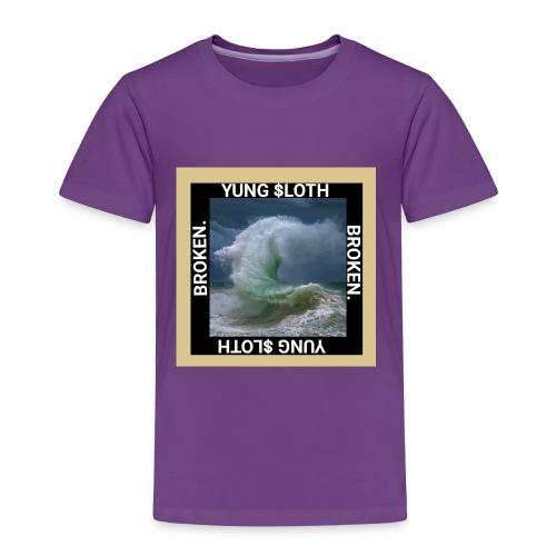 BROKEN CLOTHING - Toddler Premium T-Shirt