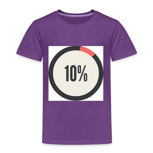10% Album - Toddler Premium T-Shirt