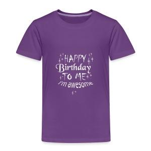 Awesome - Toddler Premium T-Shirt
