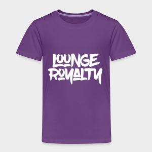 Lounge Royalty Logo - Toddler Premium T-Shirt
