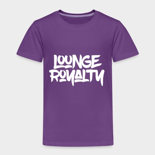 Lounge Royalty Logo - Toddler Premium T-Shirt