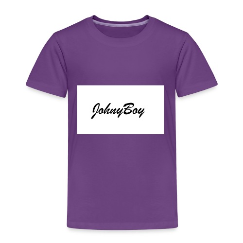 JohnyBoy - Toddler Premium T-Shirt