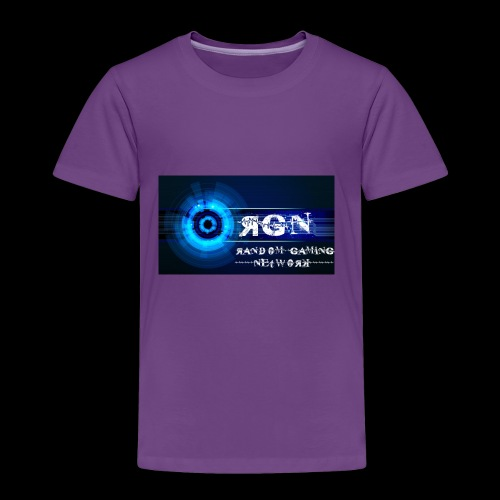 RGN partner gear - Toddler Premium T-Shirt
