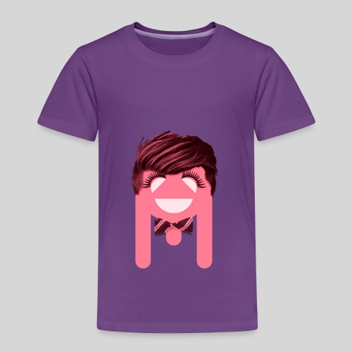 ALIENS WITH WIGS - #TeamBa - Toddler Premium T-Shirt
