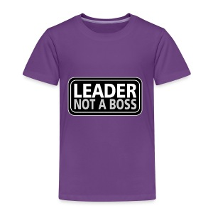 Leader - Toddler Premium T-Shirt