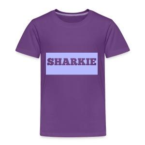 CUSTOM SHARKIE MERCH - Toddler Premium T-Shirt